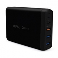 Sạc đa cổng JCPAL Elex USB-C PD