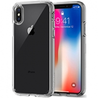 Ốp lưng Jcpal DualPro iPhone X (trong suốt)