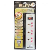 Ổ cắm điện ELPA ESU - HK33 2.4A 3m
