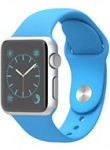 Apple Watch Sport With Blue Sport Band (42mm) MLC52