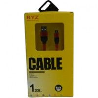BYZ cable Micro USB BL-657