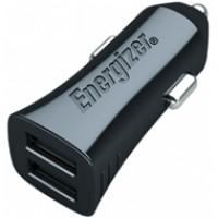 Sạc xe hơi Energizer UL 4.8A 2 USB DCA2DUBK3
