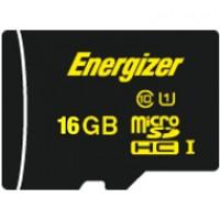 Energizer MicroSDHC Hightech 16GB Class 10