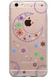 Nắp sau Case Fashion TPU Moon iPhone 6/6S