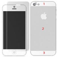 Bộ dán màn hình 2 mặt iphone 5/5S