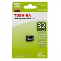 Thẻ nhớ Toshiba 32GB (100MB)