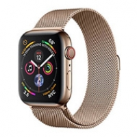 Apple Watch Series 4 44mm Gold Milanese Lo