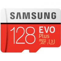 Samsung MicroSDHC 128GB Evo Plus-4K