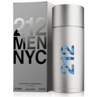 Nước Hoa Nam Carolina Herrera 212 NYC Men 100ml