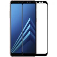 Dán cường lực Glass Pro Samsung A8 Plus (Full màn hình)