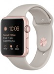 Apple Watch Sport with Stone Sport Band (42mm) Rose Gold MLC62