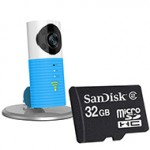 Combo Camera giám sát + Thẻ nhớ 32Gb