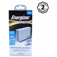 Sạc Energizer 6 cổng USB Station 50W EU
