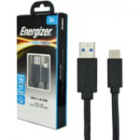 Energizer cable USB Type-C 3.0 MALE C11C3AMGBK4 (1.2m)