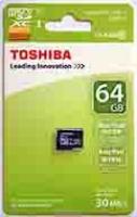 Thẻ nhớ Toshiba 64GB (100MB)