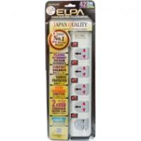 Ổ cắm điện ELPA ESU - HK43 2.4A 3m