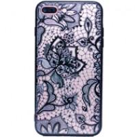 Ốp lưng Fashion Hoa Văn iPhone 7 Plus