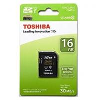 Thẻ nhớ Toshiba 16GB (100MB)