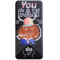 Pin dự phòng Hoco B1 Painted 10000mAh - Poodle