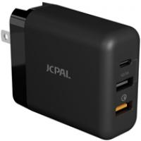 Sạc Jcpal Elex Series (2 cổng USB, QC3.0)