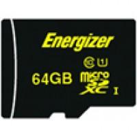 Energizer MicroSDXC Hightech 64GB Class 10