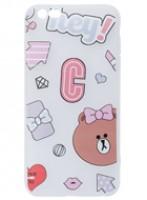 Ốp lưng Fashion TPU iPhone 6/ 6S