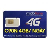 MOBIFONE C90N 4GB/ ngày