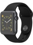Apple Watch Sport With Black Sport Band (38mm) MJ2X2