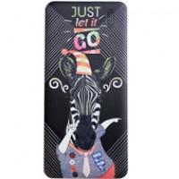 Pin dự phòng Hoco B1 Painted 10000mAh - Zebra