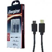 Cáp Energizer Micro USB C11UBMCKBK4 (2m)