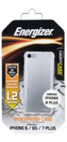 Ốp lưng trong suốt Energizer chống sốc 1.2m iPhone 6/7/8 Plus