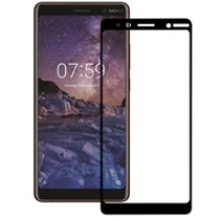 Dán cường lực 5D Nokia 7 Plus (Full màn hình)