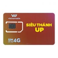 Vietnamobile Siêu Thánh Up miễn phí Data