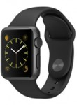 Apple Watch Sport With Black Sport Band (42mm) MJ3T2