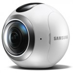 Camera Samsung Gear 360 SM - C200