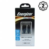 Cáp Energizer TypeC 3.0 to Micro C11C3MCGBK4 (1m2)