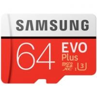 Thẻ nhớ Samsung Micro SDHC 64GB Evo Plus-4K