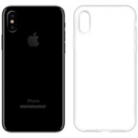 Ốp lưng iSmile TPU iPhone X (trong suốt)