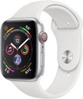 Apple Watch Series 4 44mm LTE White Sport Band MTUU2