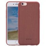Ốp lưng Devia Leather iPhone 6/6S Plus