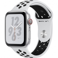 Apple Watch Series 4 40mm Silver MU6H2