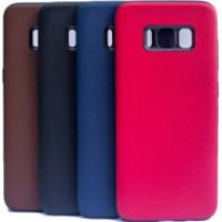 Ốp lưng iSecret Leather Samsung S8 Plus