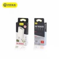 Sạc TITAN SU16 1A (1 cổng USB)