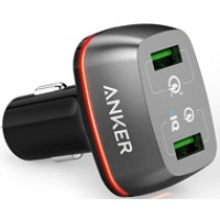 Sạc xe hơi Anker PowerDrive+ 2 A2224 (3.0A)