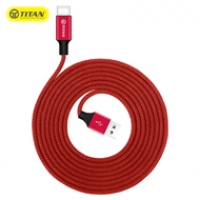 TITAN cable TypeC dây dù CA28 (2m)