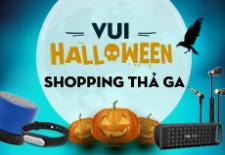 Halloween-Thả ga shopping