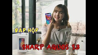 Trên tay Sharp Aquos S3: Smartphone Android tai thỏ đầu tiên bán tại Việt Nam