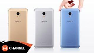Meizu M5 Note nổi bật với màu xanh Blue Coral.