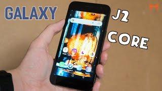 Review Galaxy J2 Core: Smartphone giá rẻ nhất của Samsung