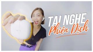 Đánh giá Tai nghe phiên dịch WT2 Plus Ai Translator Earbuds